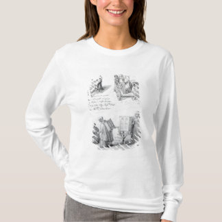 T-shirt Musiciens sur les rues de Londres, 1841-43
