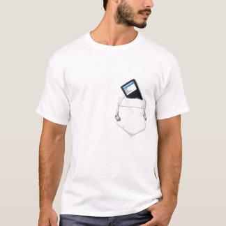 T-shirt Musique dans votre poche