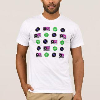 T-shirt Musique de jeu