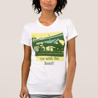 T-shirt Musique/musicien/professeur