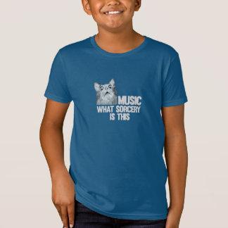 T-Shirt Musique ! Quelle sorcellerie est ceci ? Meme de