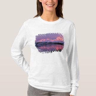 T-shirt Na, Etats-Unis, Alaska, Denali NP, le mont