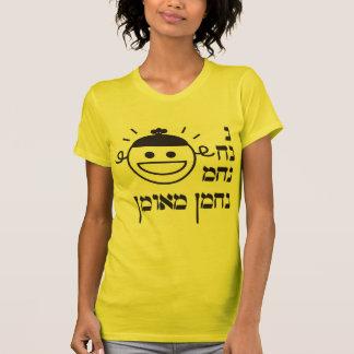 T-shirt Na Nach Nachma Nachman Meuman de N