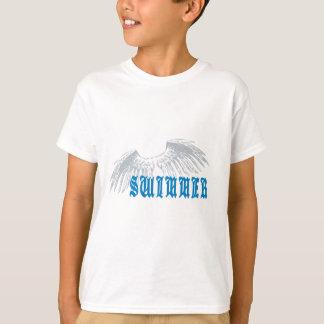 T-shirt Nageur