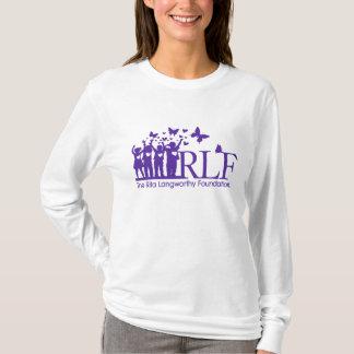 T-shirt nano de douille de Hanes des femmes de
