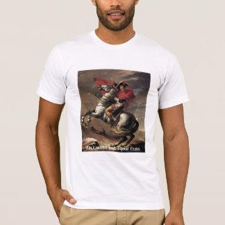 T-shirt Napoléon - capable était I avant que j'aie vu