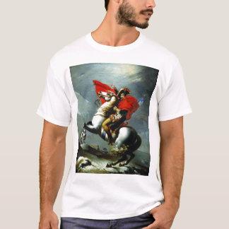 T-shirt Napoléon croisant les Alpes