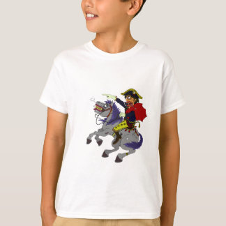 T-shirt Napoléon sur le saccage