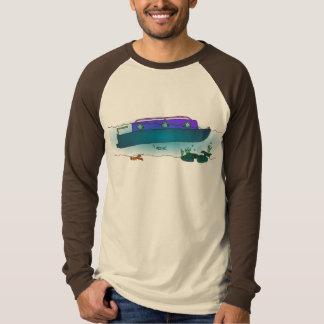 T-shirt Narrowboat submergé