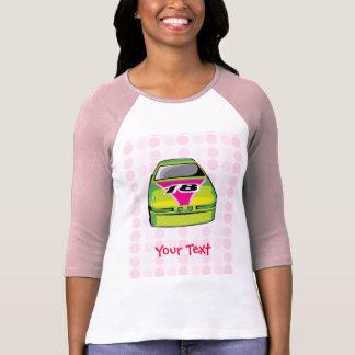 T-shirt Nascar mignon