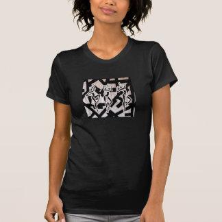 T-shirt Nation africaine de rythme sous le verger