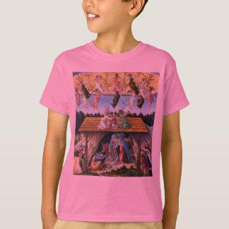 T-shirt Nativité mystique par Sandro Botticelli