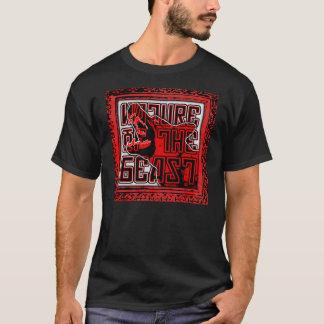 T-shirt Nature de la bête