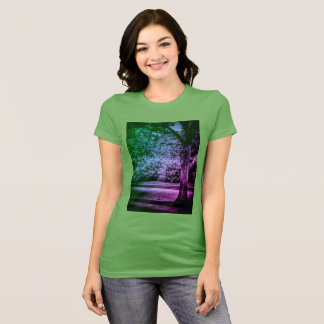 T-shirt Nature de la science fiction
