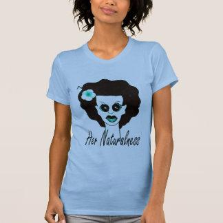 T-shirt Naturel