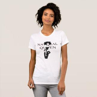 T-shirt naturel de la Reine