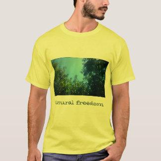 T-shirt Naturel freedom