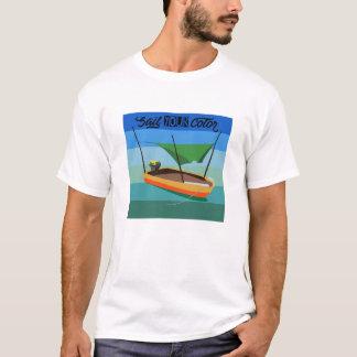 T-shirt Naviguez votre couleur