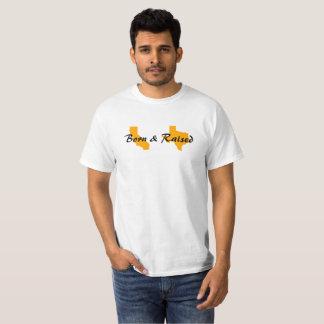 T-shirt Né et augmenté