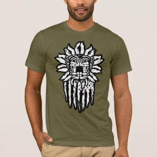 T-shirt Né et augmenté : Quetzalcoatl