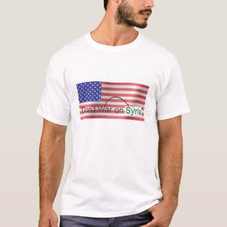 T-shirt ne luttez pas sur la Syrie