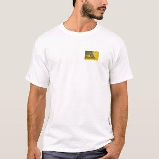 T-shirt Ne marchez pas sur moi ! - Drapeau de Gadsden