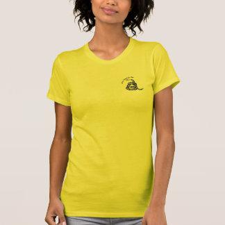 T-shirt Ne marchez pas sur moi - Gadsden