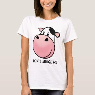 T-shirt Ne me jugez pas