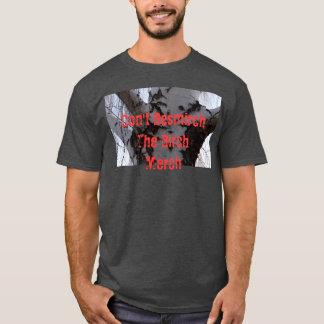 T-shirt Ne souillez pas le bouleau Merch