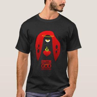 T-shirt Ne soyez pas Emo