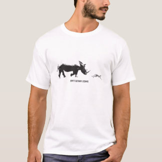 T-shirt Ne tracassez pas les végétaliens