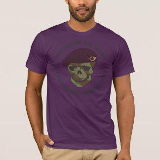 T-shirt Nec Temere Nec timide garde les chasseurs AASLT