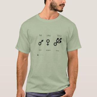 T-shirt Nerd Nature