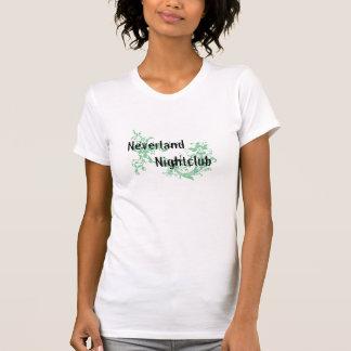 T-shirt Neverland des femmes - lumière T