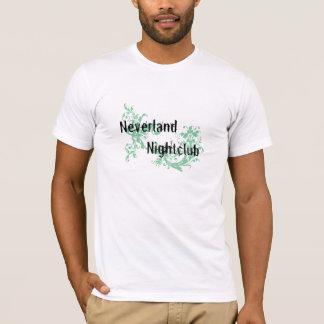 T-shirt Neverland des hommes - lumière T
