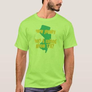T-shirt New Jersey soutenu et augmenté