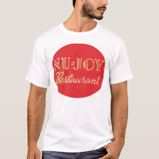 T-shirt newartsweb - restaurant de NuJoy