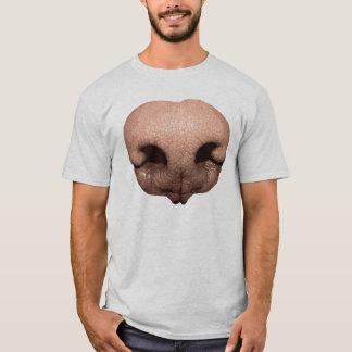 T-shirt Nez de chien géant