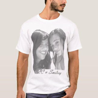 T-shirt Nick Jonas LC et Smileey