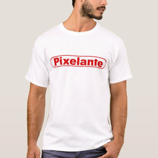 T-shirt Nintendo-comme le logo de Pixelante