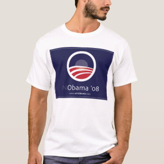 T-shirt NObama pour le président 08 chemise