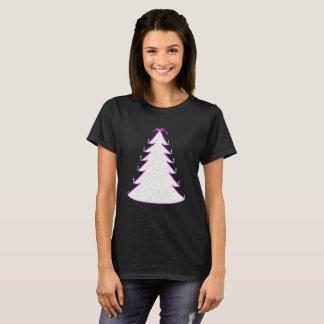 T-shirt Noël au néon
