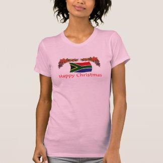 T-shirt Noël de l'Afrique du Sud