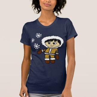 T-shirt Noël esquimau