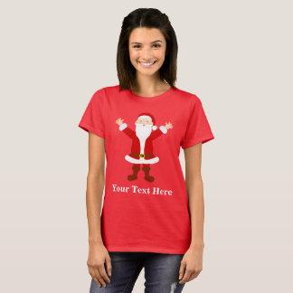 T-shirt Noël Père Noël personnalisé
