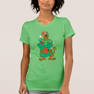 T-shirt Noël Scooby