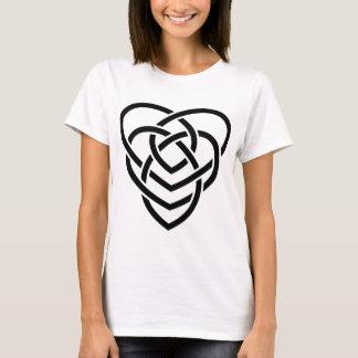 T-shirt Noeud celtique de maternité