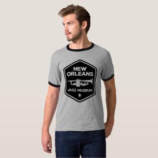 T-shirt (noir) de trompette de NOJM
