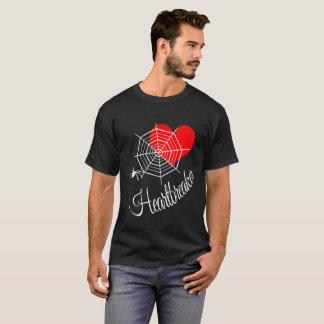 T-shirt Noir d'édition de bourreau des coeurs deuxièmes