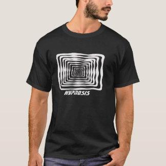 T-shirt noir d'hypnose